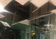 New Islamabad Airport Domestic Lounge